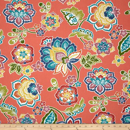 Richloom Solarium Outdoor Dejana Fiesta Fabric By The Yard