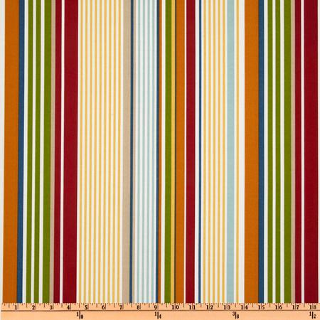 Richloom Solarium Outdoor Morris Stripe Garden Fabric