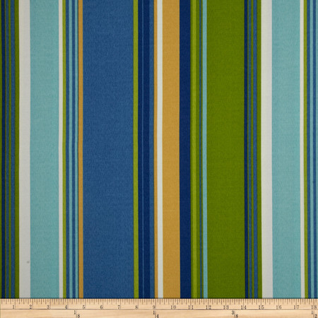 Richloom Solarium Outdoor Westport Opal Fabric By The Yard