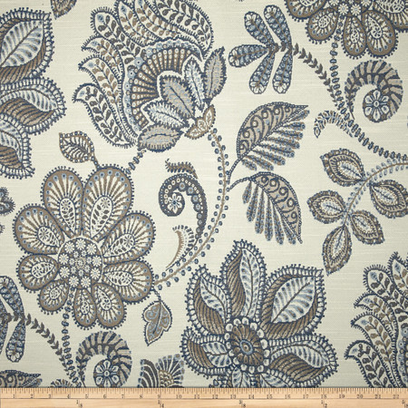Richloom Suitor Jacquard Mineral Fabric