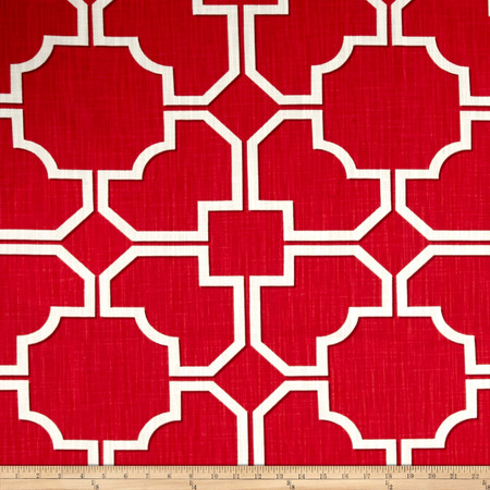 Richloom Wente Apple Fabric By The Yard