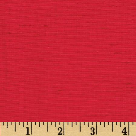 Robert Allen Promo 2 Tone Dupioni Passion Fruit Fabric