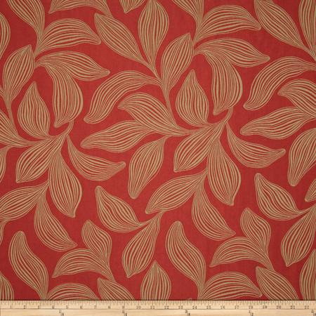 Robert Allen Promo Bharati Jacquard Sumac Fabric
