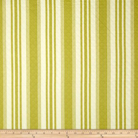 Robert Allen Promo Millers Hill Matelasse Olive Fabric