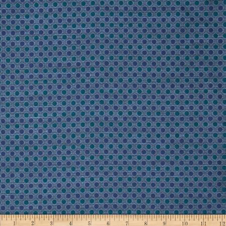 Robert Allen Promo Orbit Jacquard Sapphire Fabric