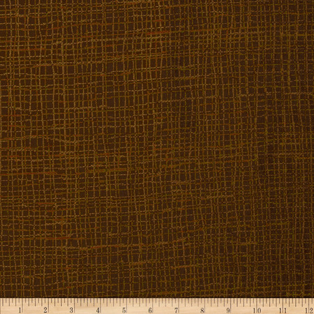 Robert Allen Promo Polidoro Jacquard Toffee Fabric