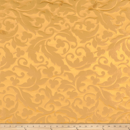 Robert Allen Promo Rondoir Jacquard Honey Fabric