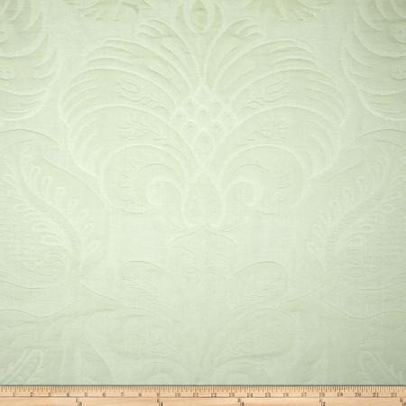 Robert Allen Promo Roussillon Jacquard Mist Fabric