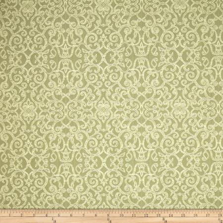 Robert Allen Promo Waterplace Jacquard Seaspray Fabric