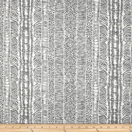 Robert Allen @ Home Global Lines Greystone Fabric