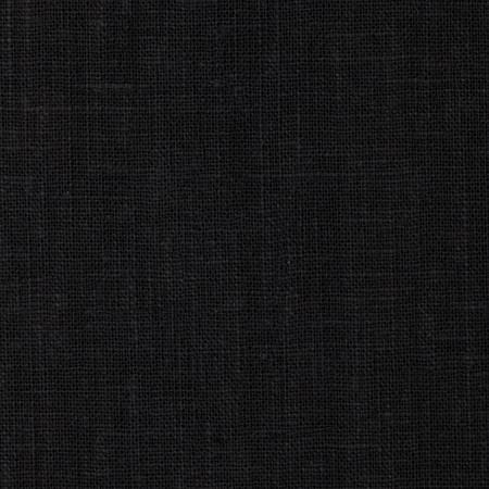 Robert Allen @ Home Linen Blend Slub Night Sky Black Fabric