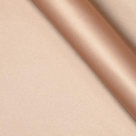 Slipper Satin Peach Fabric