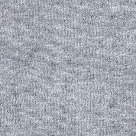Solid Velour Grey Heather Fabric By The Yard
