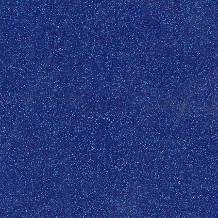 Sparkle Vinyl Royal Blue Fabric By The Yard