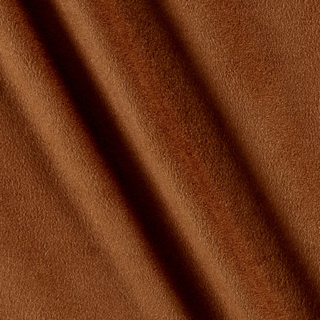 Stretch Faux Suede Honey Fabric