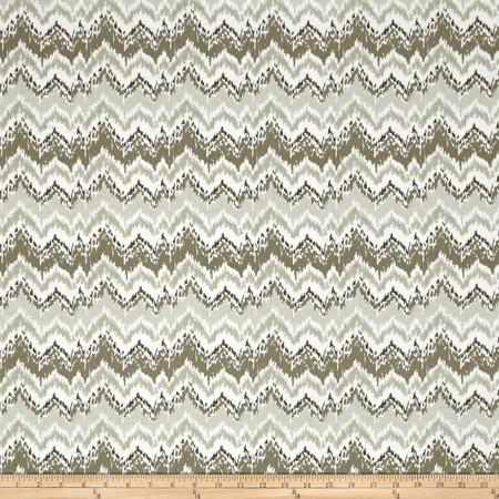 Sunshine Chevron Gray Fabric By The Yard