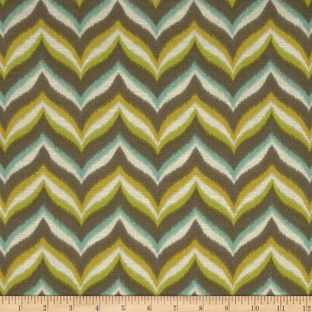 Swavelle/Mill Creek Ayers Citrine Fabric By The Yard
