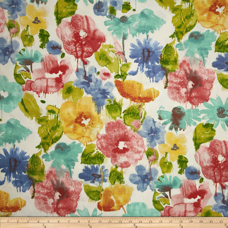 Swavelle/Mill Creek Indoor/Outdoor Ardrossan Springtime Fabric By The Yard
