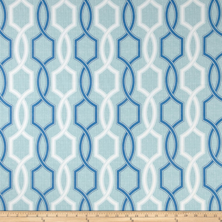 Swavelle/Mill Creek Indoor/Outdoor Cestina Carribean Fabric By The Yard