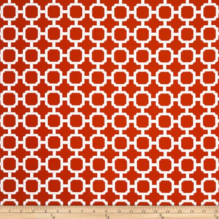 Swavelle/Mill Creek Indoor/Outdoor Hockley Red Fabric