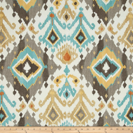 Swavelle/Mill Creek Indoor/Outdoor Lavezzi Screen Tahoe Fabric By The Yard