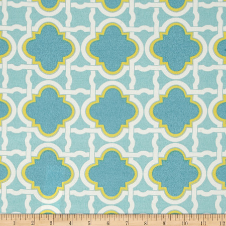 Swavelle/Mill Creek Indoor/Outdoor Osmia Oceania Fabric By The Yard