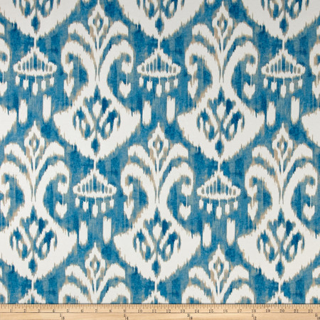 Swavelle/Mill Creek Indoor/Outdoor Rivoli Waterside Fabric By The Yard