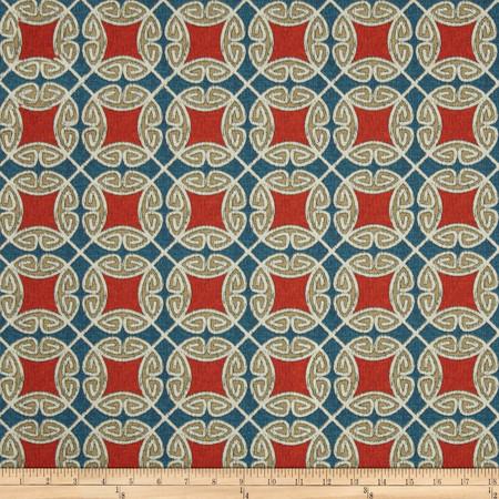 Swavelle/Mill Creek Indoor/Outdoor Saturnia Americana Fabric