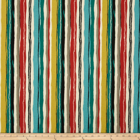 Swavelle/Mill Creek Indoor/Outdoor Sigmund Fiesta Fabric By The Yard