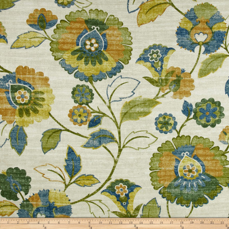 Swavelle/Mill Creek Ivanhoe Clover Fabric