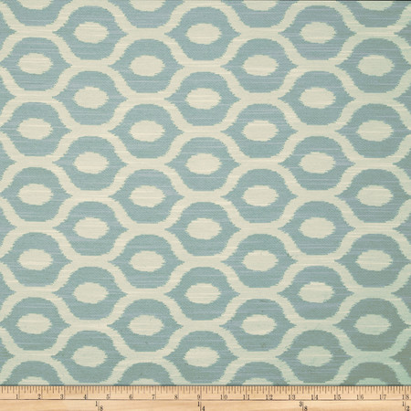 Swavelle/Mill Creek Minya Jacquard Aquarium Fabric By The Yard