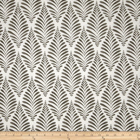 Swavelle/Mill Creek Mita Slub Stone Fabric