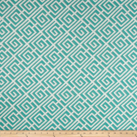 Swavelle/Mill Creek Quadaratto Caribbean Fabric