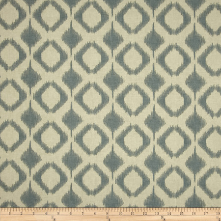 Swavelle/Mill Creek Raoul Polar Blue Fabric