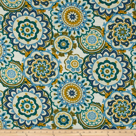 Swavelle/Mill Creek Serna Breeze Fabric By The Yard