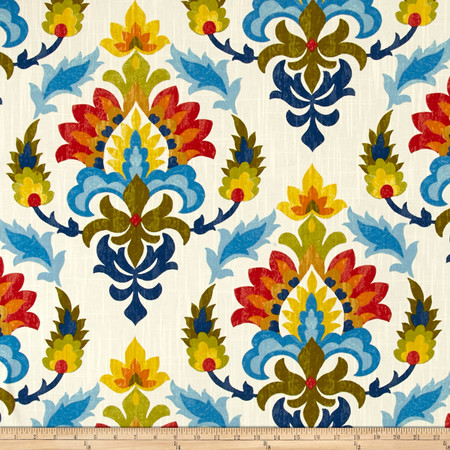 Swavelle/Mill Creek Tappah Prima Fabric By The Yard