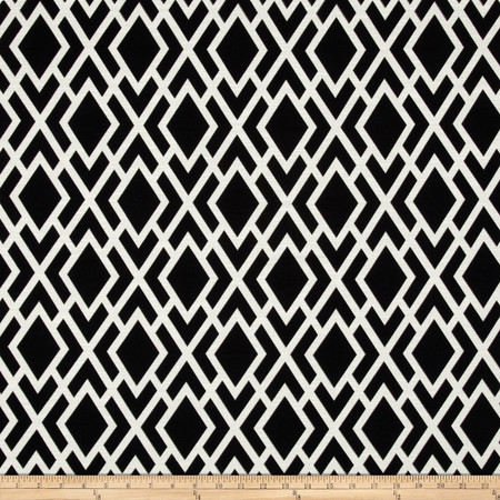Swavelle/Mill Creek Teva Noir Fabric