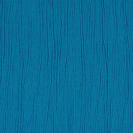 Telio Crinkle Yoryu Gauze Turquoise Fabric By The Yard