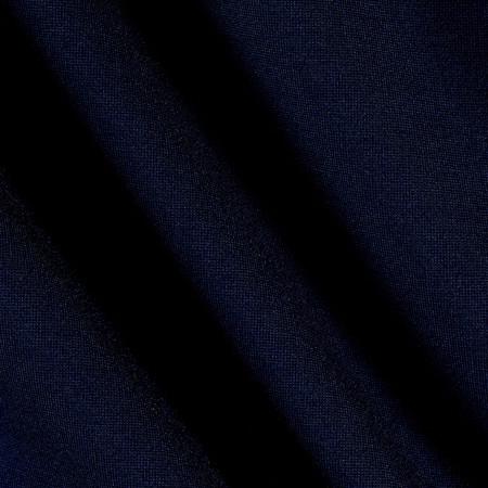 Telio Jockey Ponte Knit Navy Fabric By The Yard