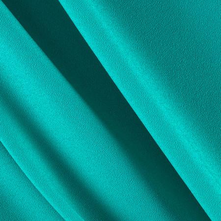 Telio Misora Crepe de Chine Jade Fabric By The Yard