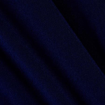 Telio Misora Crepe de Chine Navy Fabric By The Yard