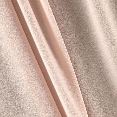Telio Misora Crepe de Chine Peach Fabric By The Yard