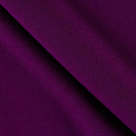 Telio Misora Crepe de Chine Purple Fabric By The Yard