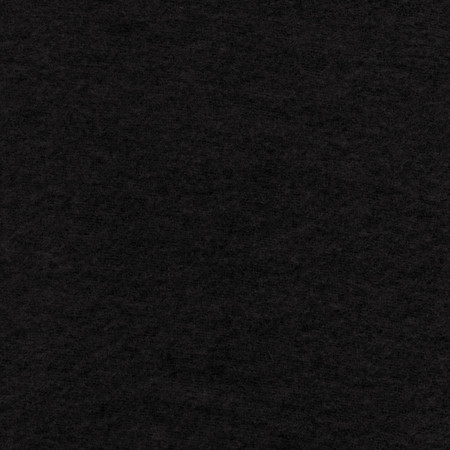The Season Wool Collection Wool Melton Jet Black Fabric By The Yard