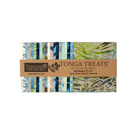 Timeless Treasures Tonga Treats Oceana 5'' Mini
