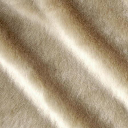 Tissavel Luxury Faux Volga Fur Taupe Fabric