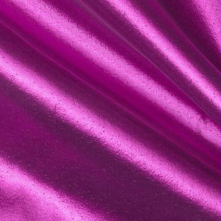 Tissue Lame Magenta Purple Fabric