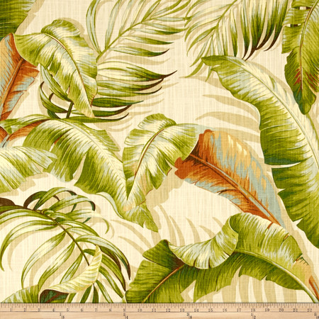 Tommy Bahama Home Dec Palmiers Sunsplash Fabric By The Yard