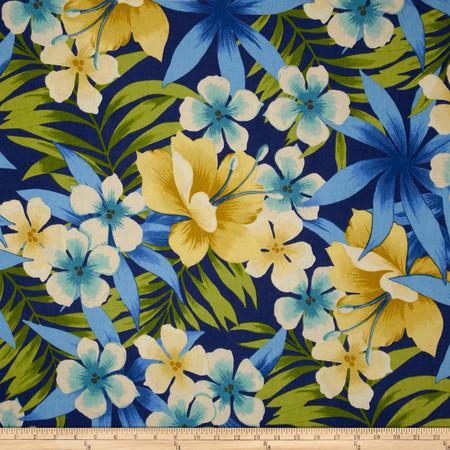 Tommy Bahama Home Sugar Beach Riptide Fabric By The Yard