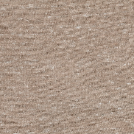 Tri Blend Jersey Knit Heather Oatmeal Fabric By The Yard